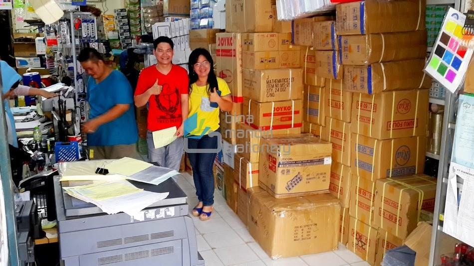 Pusat atk alat tulis kantor lengkap - bina mandiri stationery daerah khusus ibukota jakarta