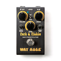 Way Huge WM91 Smalls Pork & Pickle Bass Overdrive & Fuzz