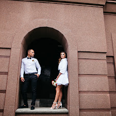 Wedding photographer Denis Gaponov (gaponov). Photo of 17.08.2017