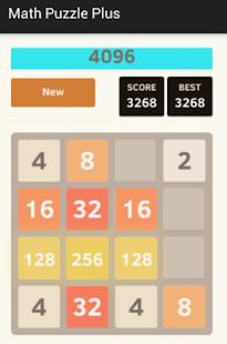 Math Puzzle Plus screenshot