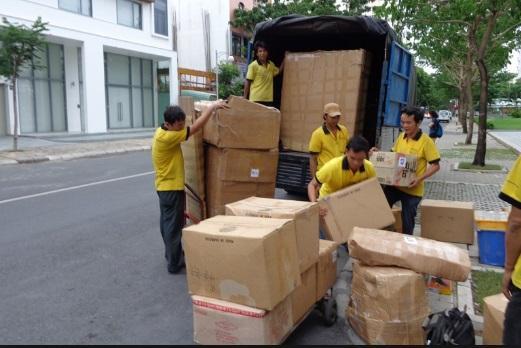 Dịch vụ thuê xe tải chuyển đồ trọn gói giá rẻ tại Hà Nội
