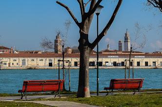 Photo: Изглед от о. Джудека (Giudecca) към Венеция