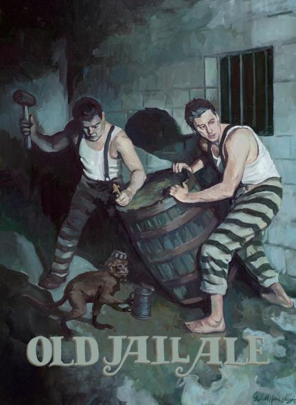 Logo of Roy Pitz Old Jail Ale