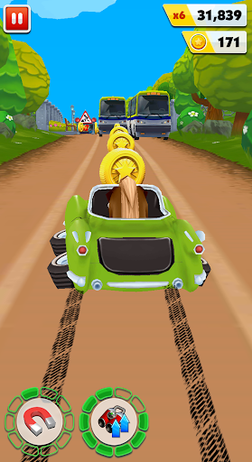 Pony Craft Unicorn Car Racing - Pony Care Girls 1.0.11 screenshots 5