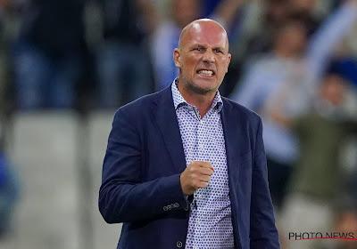 """Philippe Clement a fait des choix forts à la pause: """"Mon boulot, c'est prendre des décisions pour l'équipe"""""""