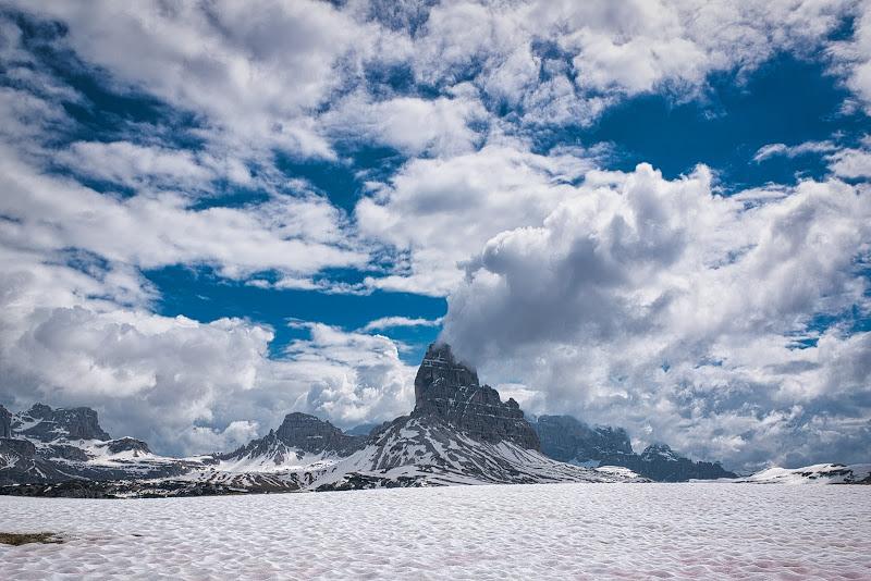 Tra le nuvole di M.Faini