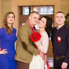Wedding photographer Nastya Prokopenko (ProkopenkoNastya). Photo of 21.04.2016