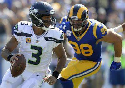 NFL : les Seattle Seahawks se relancent, les Packers en difficulté
