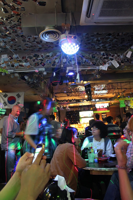 Nightlife in Jeju City (제주 밤)