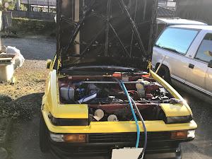 スプリンタートレノ AE86のカスタム事例画像 よっしーさんの2018年11月17日17:05の投稿