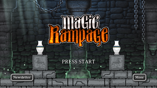 Magic Rampage 2.4.7 (Mod Money) Apk + Data