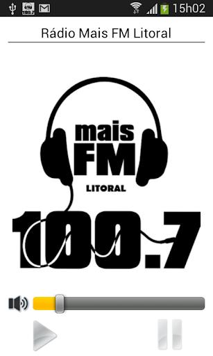 Rádio Mais FM Litoral