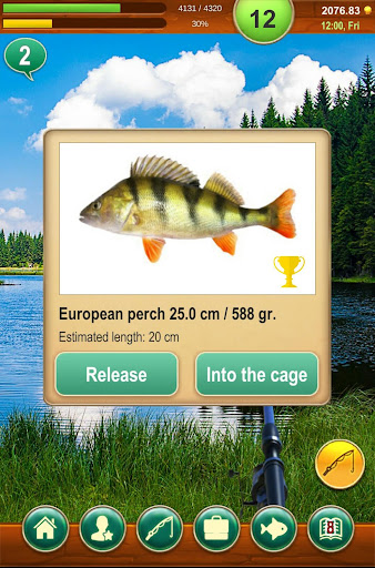 Code Triche Fishing Baron - realistic fishing game apk mod screenshots 3