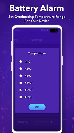 Full Battery Charge Alarm : Battery Full Alert screenshot 4