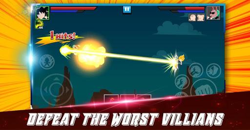Stickman Battle : Super Dragon Shadow War 1.23 screenshots 1
