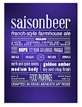 Under the Rose Brewing Company saisonbeer