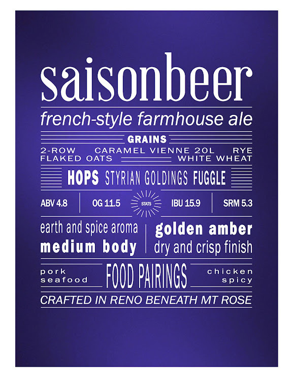 Logo of Under the Rose Brewing Company saisonbeer