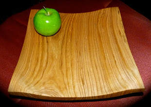 Photo: butternut tray (sold)