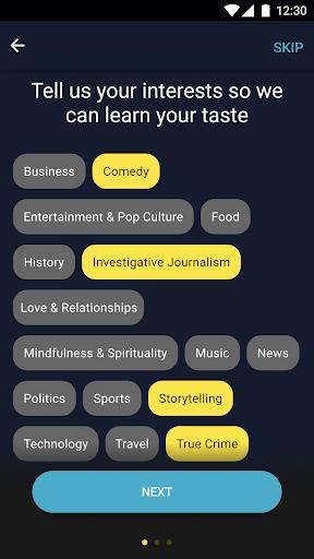 Luminary - Podcast App screenshots 4