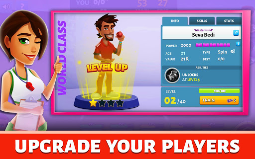 Hitwicketu2122 Superstars: Cricket Strategy Game apkmr screenshots 17