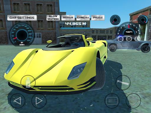 Super Sport Car Simulator  screenshots 15