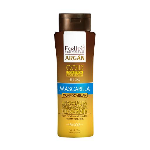Mascarilla Forlled Argan 240ml
