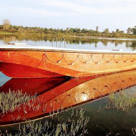 by Rakesh B N - Transportation Boats
