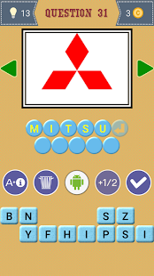 Guess: Car Logo - náhled