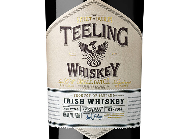Logo for Teeling Small Batch