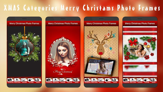 Merry Christmas Photo Frames - Apps on Google Play