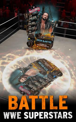 WWE SuperCard u2013 Multiplayer Card Battle Game apktram screenshots 8
