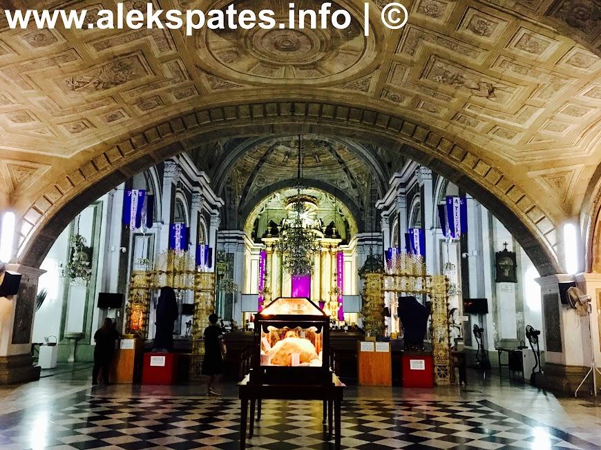 Visita Iglesia, Visita Iglesia 2017, Iglesia de la Inmaculada Concepción de María de San Agustín, San Agustin Church