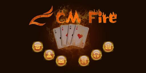 CM Fire Theme