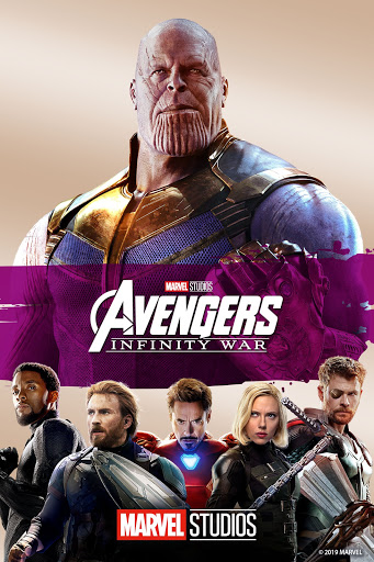 Фильмы в Google Play – <b>Marvel</b> Studios' <b>Avengers</b>: <b>Infinity War</b>