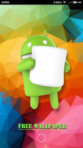 android FREE WALLPAPER HD Screenshot 1