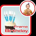 quadros de aniversário felizes icon
