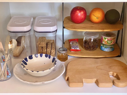 A Montessori Breakfast - Suggestions for Independent Breakfast Making 🥣🥛🍓