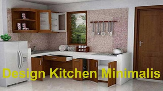 Minimalist Kitchen Design - náhled