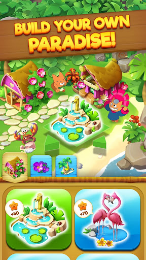 Tropicats: Match 3 Games on a Tropical Island 1.61.204 screenshots 3
