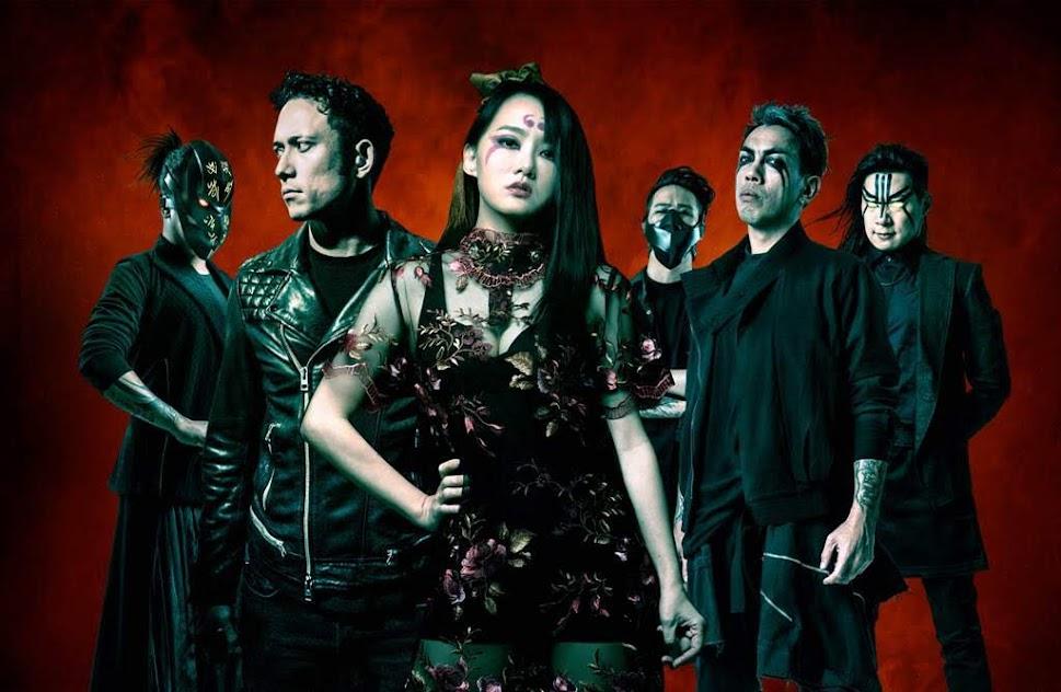 「刺蔣案」五十年前夕 閃靈 攜手美國金屬天團 混種魔獸 Trivium 再發經典單曲