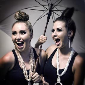 Umbrella by Nallely Martinez - People Fashion ( glamour, fashion, modeling,  )