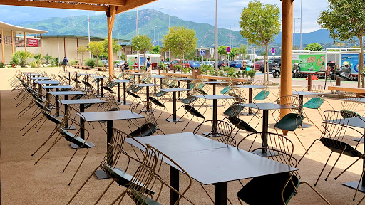 Réouverture Cafés Restaurants Atrium
