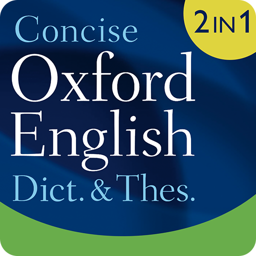 Concise Oxford English Dictionary & Thesaurus Icon