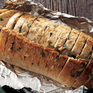 Roasted Garlic-herb Bread.
