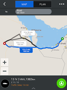 CoPilot Middle East Navigation Android Apps on Google Play