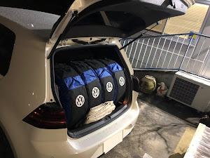 ゴルフ7 GTI  ののカスタム事例画像 マーサさんの2018年12月13日17:52の投稿