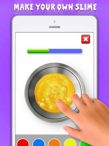Screenshot for DIY Slime Simulator in United States Play Store