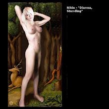 "Photo: Nikie - ""Dianna, Standing""."