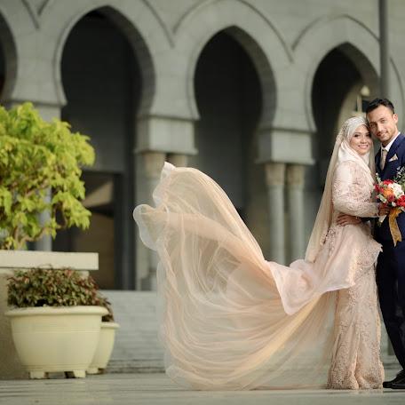 Wedding photographer Azizi Sabu (ggsabu85). Photo of 16.04.2018