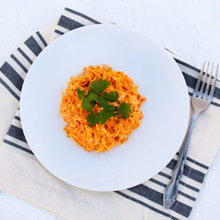 Spicy Sweet Potato and Carrot Noodles